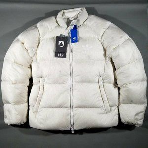 adidas DLX SST Materia Puffer Jacket 650 Down S